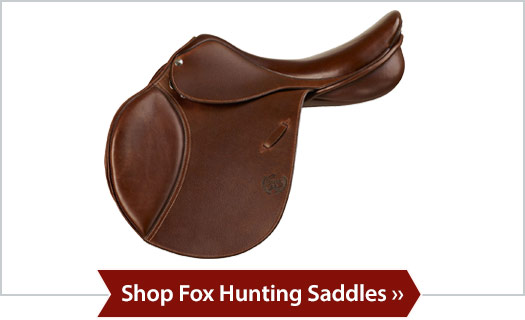 Shop Fox Hunting Saddles