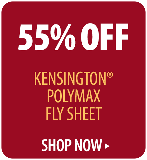 55% off Kensington�PolyMax Fly Sheet