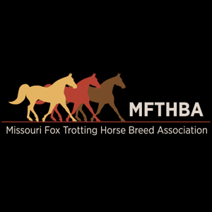 Missouri Fox Trotting Horse Breed Association logo