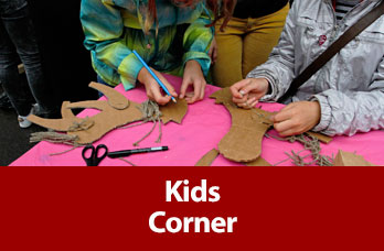 Kids Corner - Time for fun!
