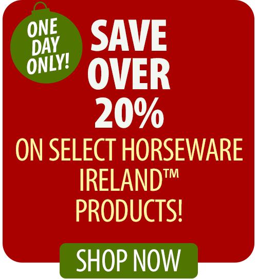 Save over 20% on Horseware Ireland™!
