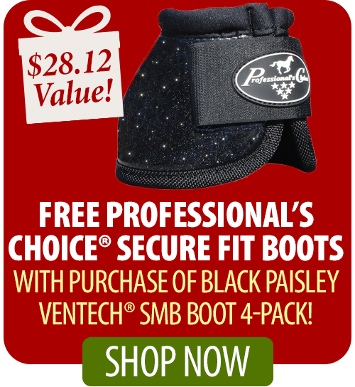 Professional's Choice Secure Fit Boots!