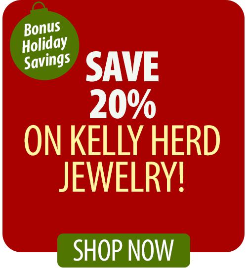 Save 20% on Kelly Herd!