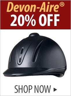 Shop Devon Aire Helmets!