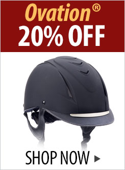 Shop Ovation Helmets!
