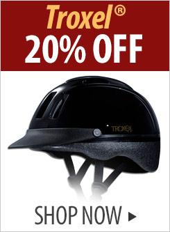 Shop Troxel Helmets!