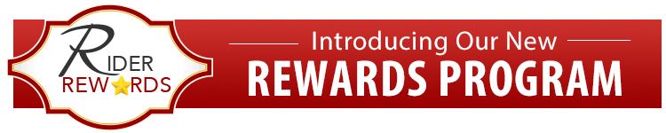 New State Line Tack Rider Rewards Program!